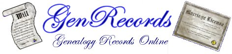 GenRecords Logo